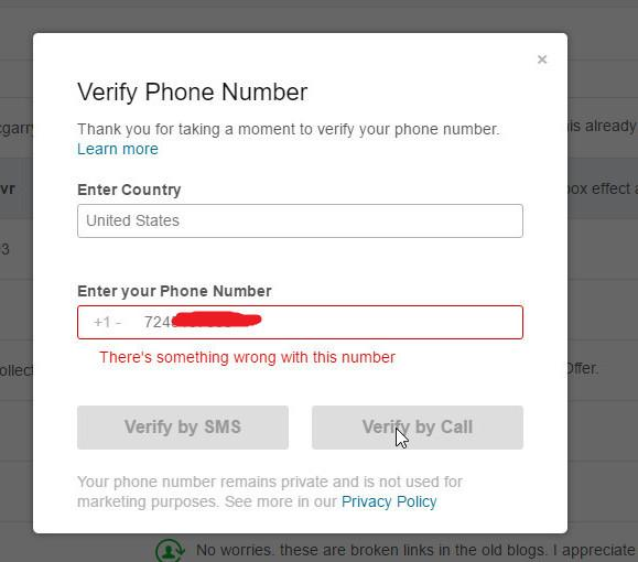 Fiverr wants our phone number, but is there any way to call Fiverr? -  Conversations - Fiverr Community Forum