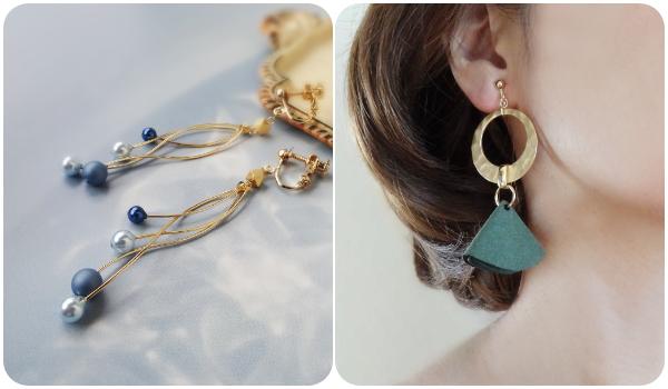 pinkoi 週年慶 亞洲設計 耳環