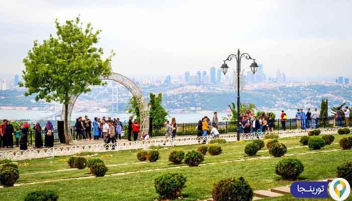 کاملیا هیل استانبول