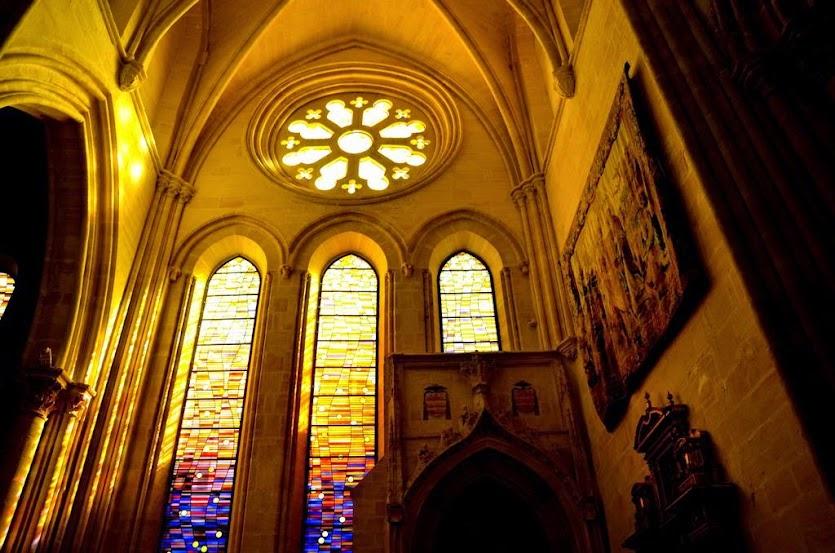 Vidrieras Catedral de Cuenca