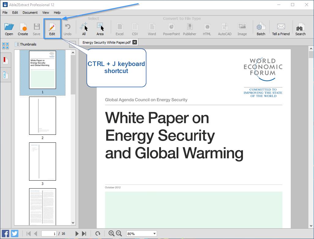 Its pdf i blank a when