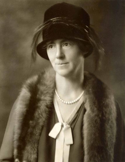 Mary Louis Curtis Bok ca. 1916