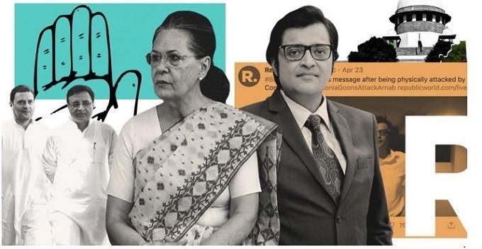 অর্ণব গোস্বামী: টিভি রেটিংয়ের জন্য নাটক ?