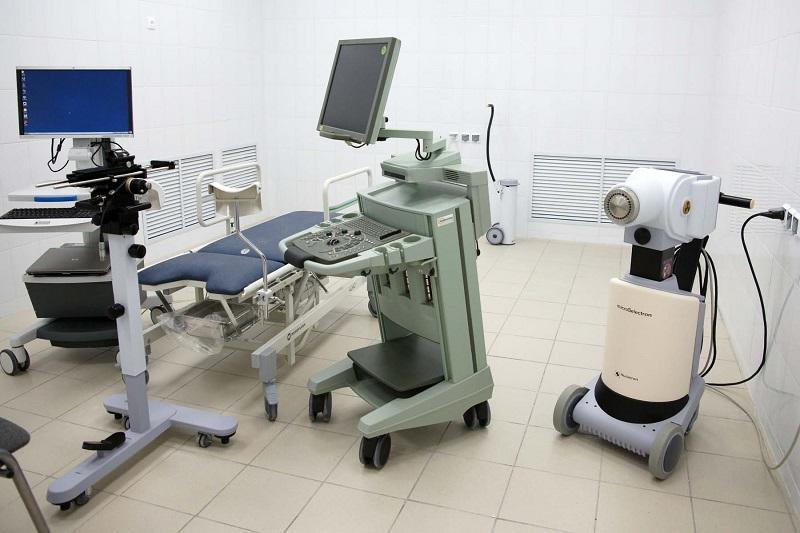 Лучевая терапия без операции