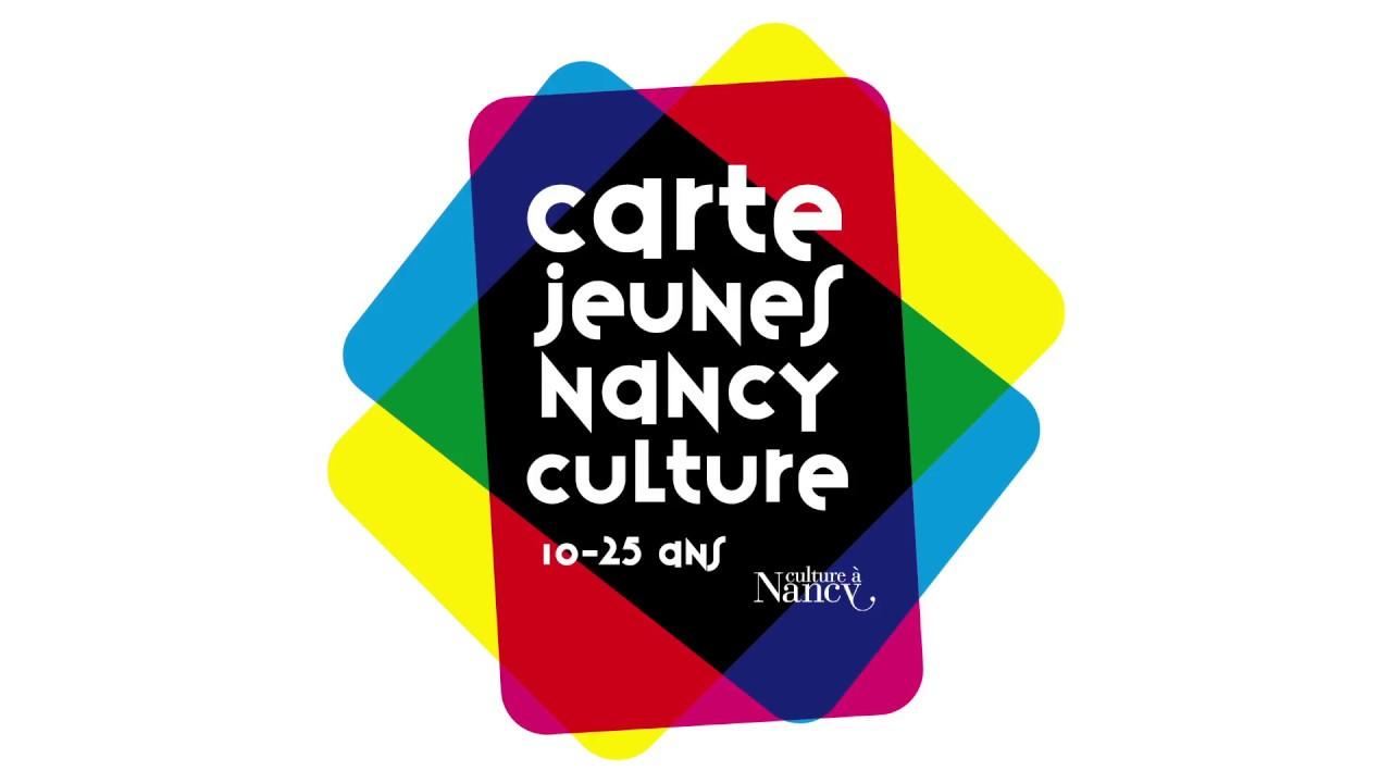 Carte Jeune Nancy Thotis