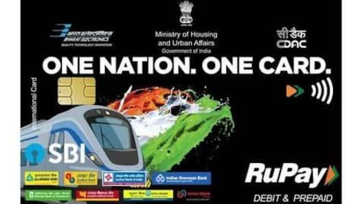 Image result for Launch of 'One Nation One Card' – National Common Mobility Card