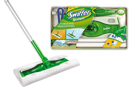 Swiffer Healthy Housekeeping
