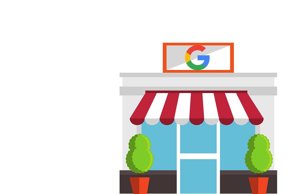 Google My Business, Listing, maps ranking