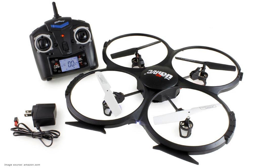 UDI u818a quadcopter package