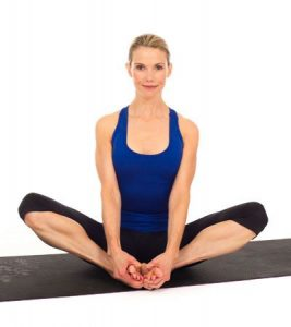 5 easy yoga poses for bad knees  make it real wellness