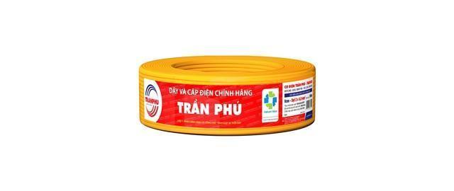 Hình ảnh dây điện 2.5 của Công ty cổ phần cơ điện Trần Phú