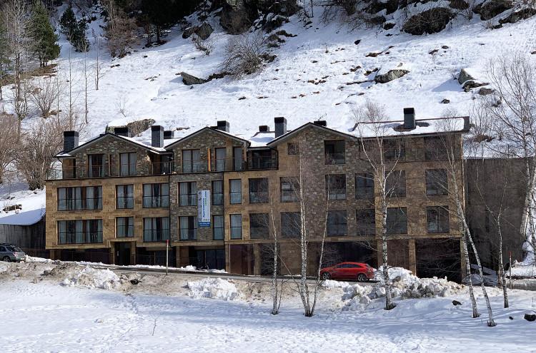 Apartamentos Llorts Ordino 3000