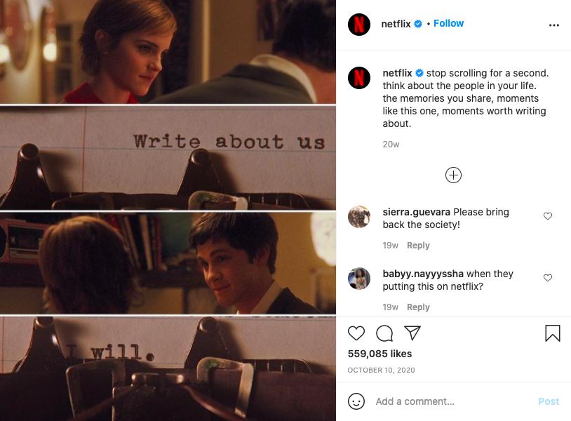 Netflix Mental Health