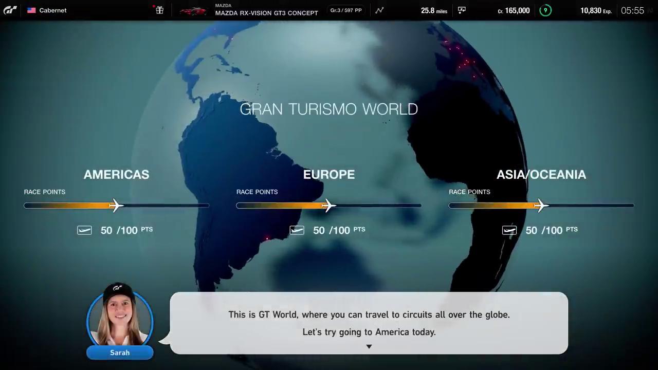 Gran Turismo 7 World Hub