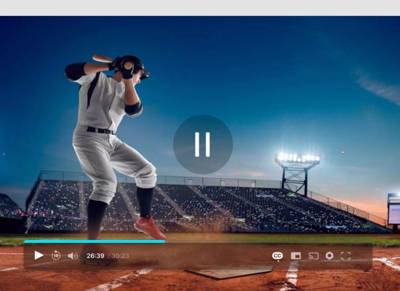 Uscreen's Video Player