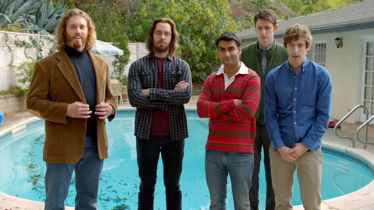 I protagonisti di Silicon Valley