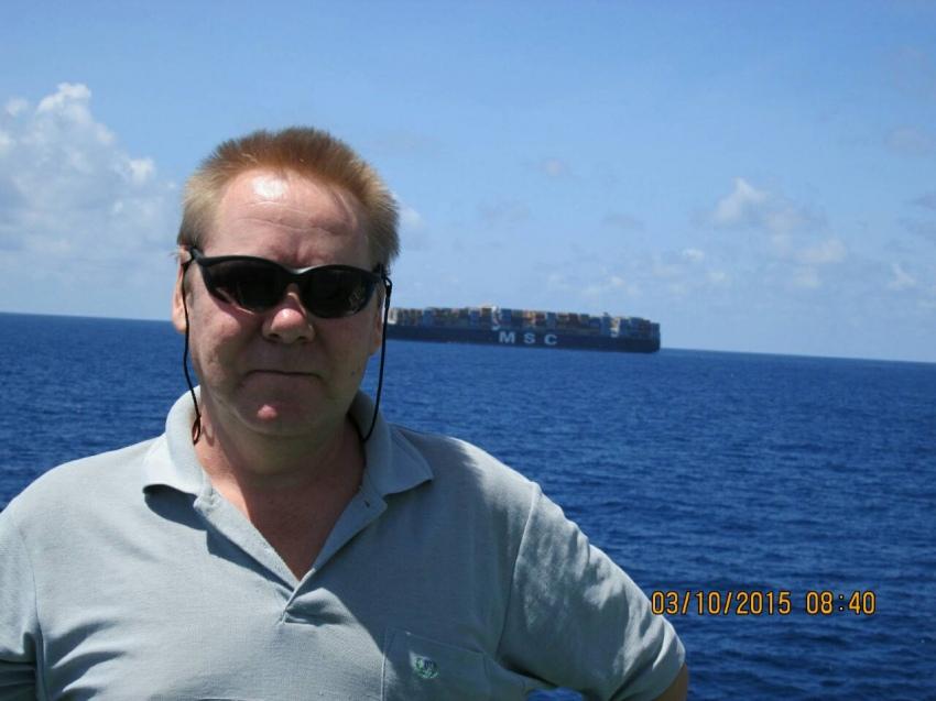 Капитан буксира Геннадий Гаврилов из Херсона более 2 лет не имеет возможности выбраться из Шри-Ланки