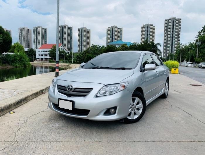 Toyota Corolla Altis มีประกาศขายถึง 820 คัน