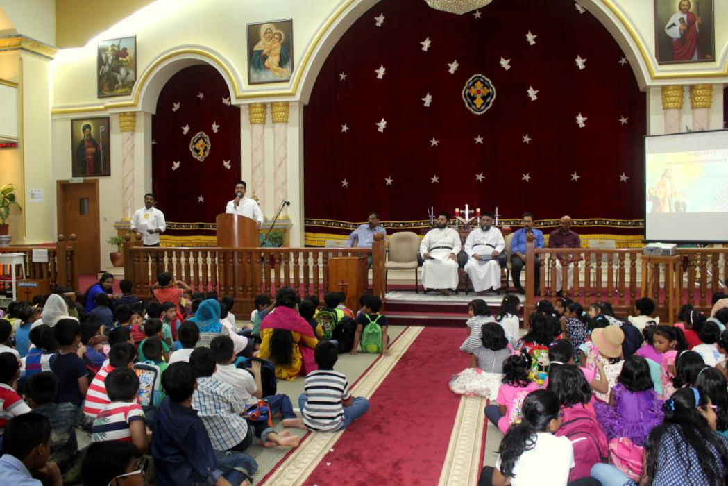 How Qatar Accommodated for its Growing Christian Community.
