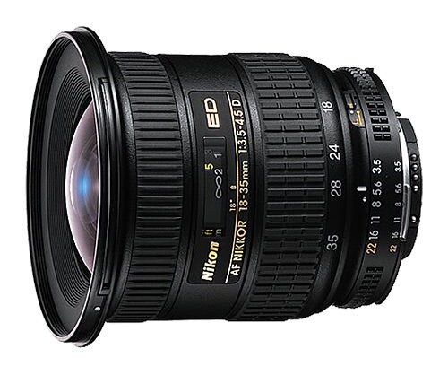 Nikon 18-35mm f / 3.5-4.5