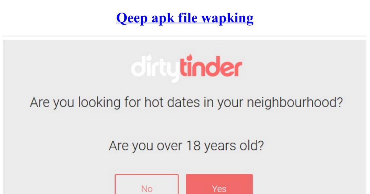 Qeep apk file wapking pdf - Google Drive