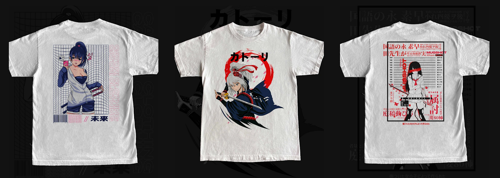 Catori Clothing - Fun Anime Streetwear   Brand Collab Opps for Fashion Influencers