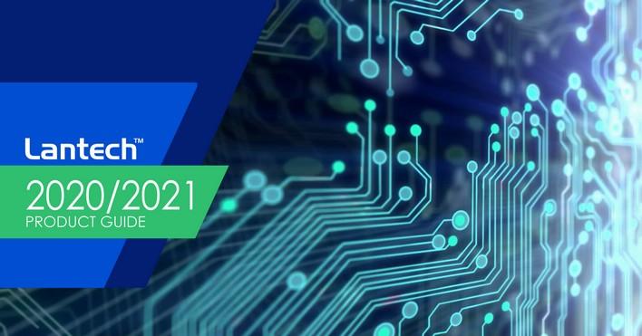 каталог Lantech Product Guide 2020/2021