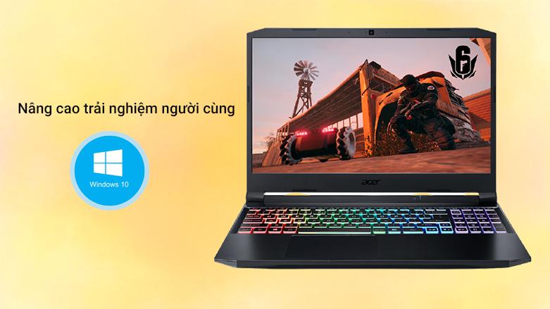 Laptop ACER Nitro 5 AN515-56-51N4 (NH.QBZSV.002)   Nâng cáo trải nghiệm người dùng