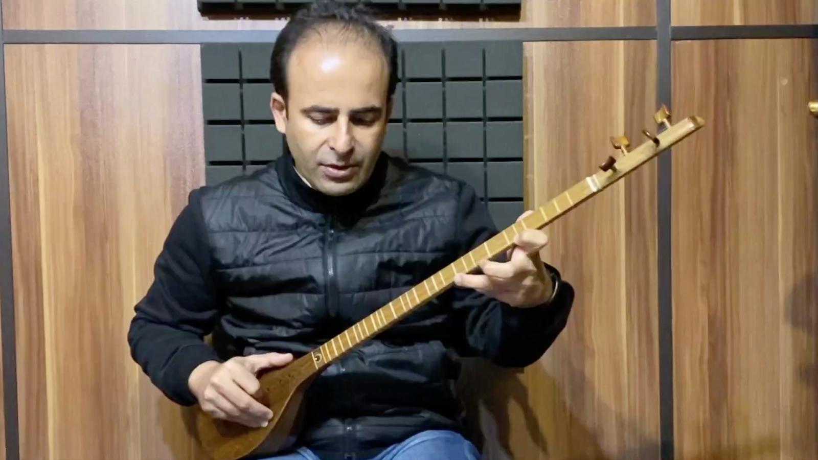 چهارمضراب شور علینقی وزیری کتاب سوم هنرستان نیما فریدونی سهتار