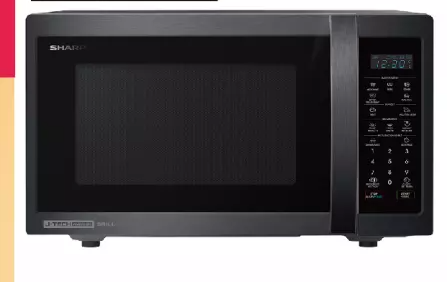 SHARP 28L Grill Microwave Oven with energy saving feature. Source: Sharp