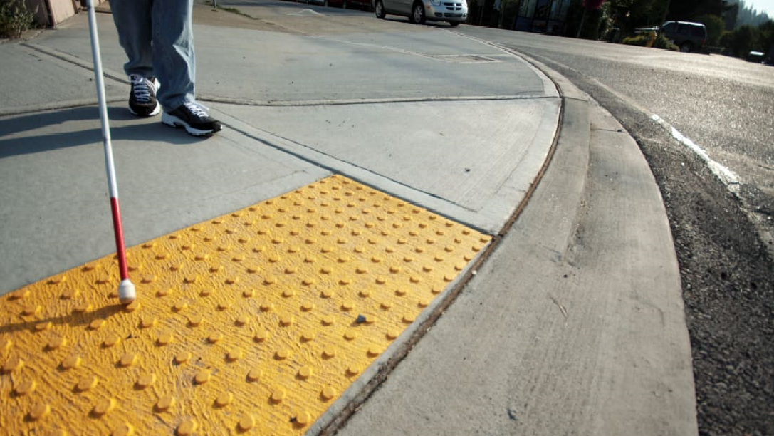 The Necessity of Tactile pavement in Our Everyday Lives