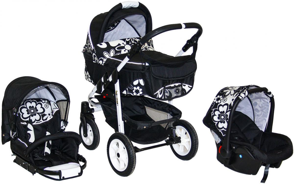 Советы родителям-новичкам: выбираем детскую коляску, фото-1