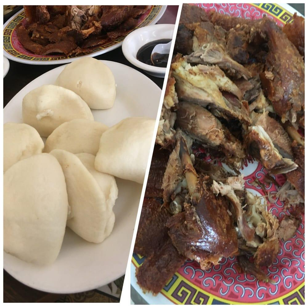 Photo of Hong Kong Seafood - Hayward, CA, United States. Duck! Over cooked! 2.973 stars!