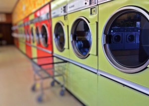 buy a laundromat, buy a coin laundry