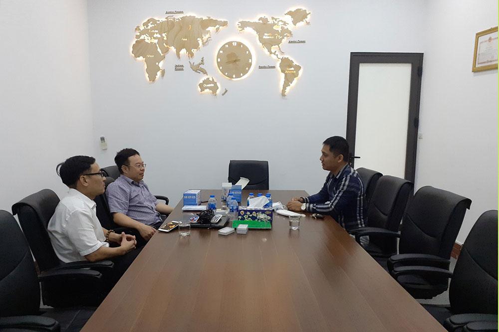 """MCC Group đồng hành cùng doanh nghiệp thực hiện mục tiêu """"Thế giới dùng hàng Việt"""""""