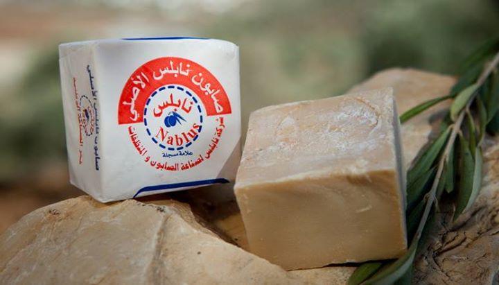Натуральное мыло Nablus традиционное