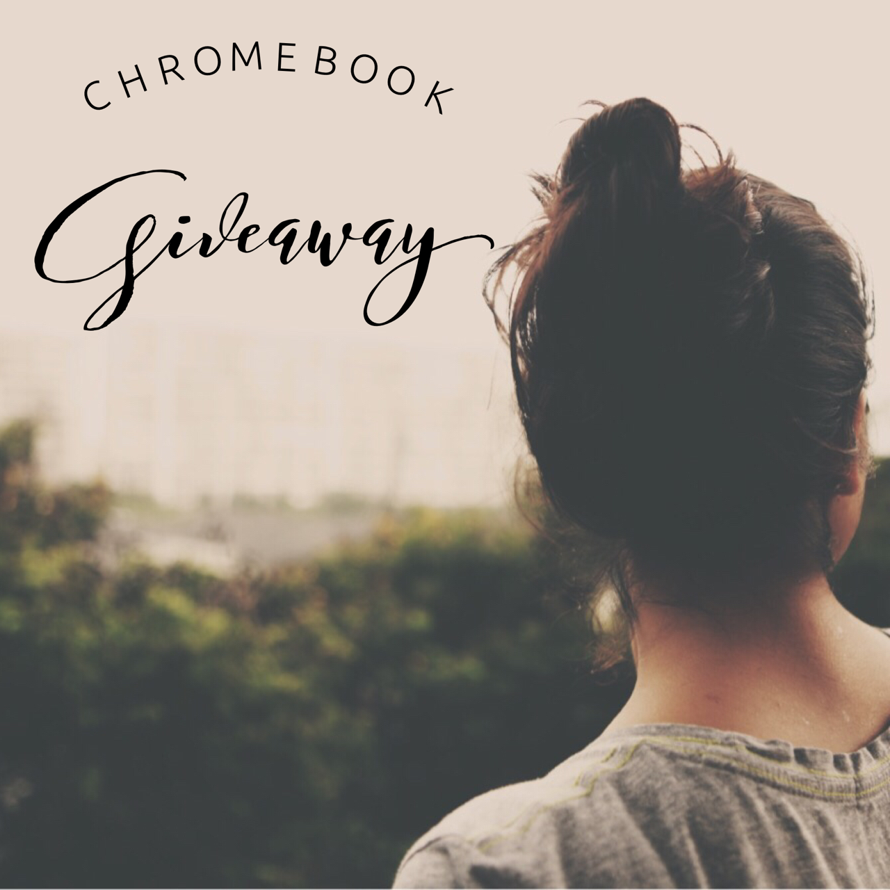"HP 14"" Chromebook Giveaway"