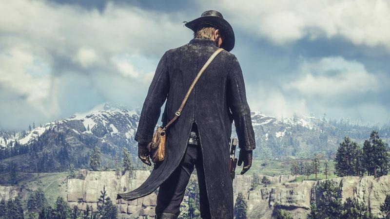 Video Game Character Arthur Morgan