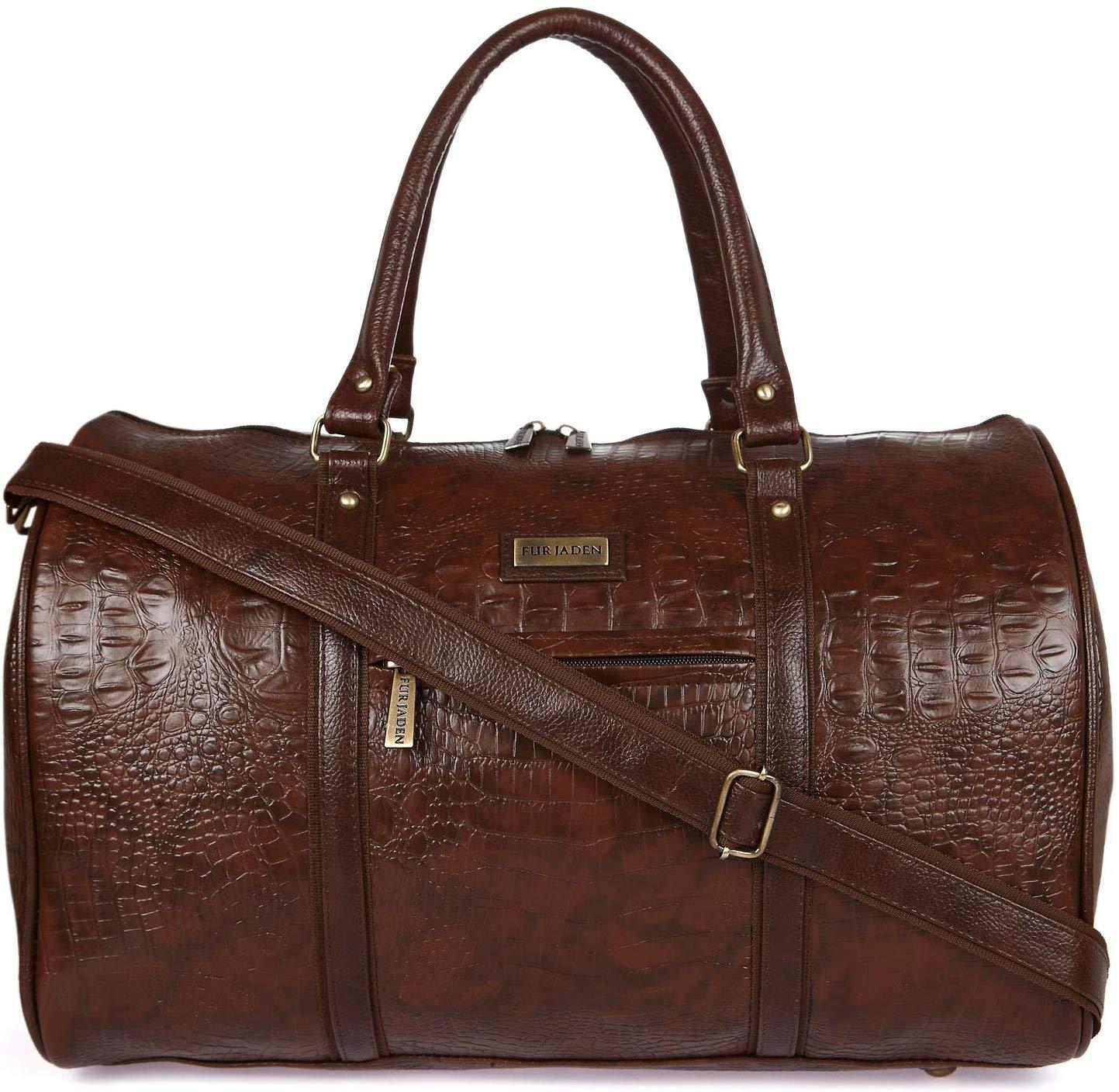 Fur Jaden Duffle Bag