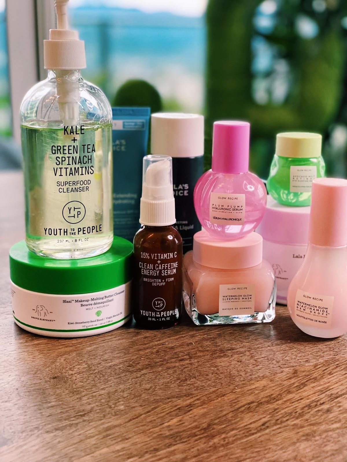 Skincare Routine 2021 (Bouncy Skin)