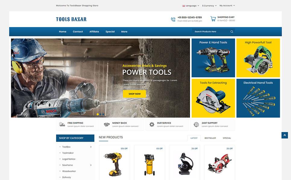 Tools Bazar