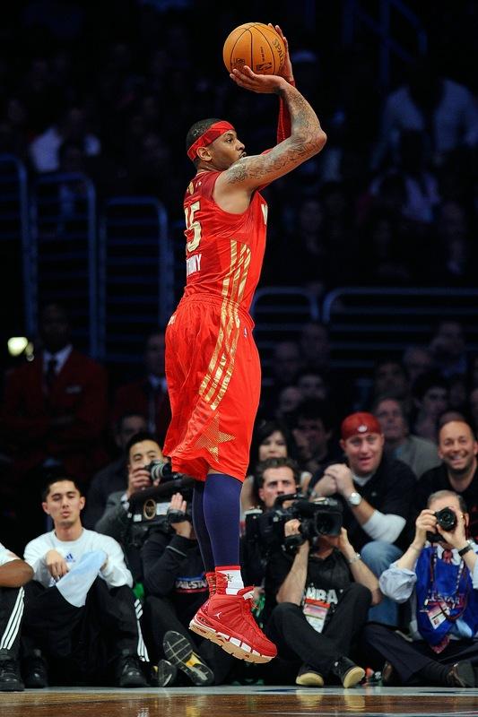 Carmelo All-Star 2011
