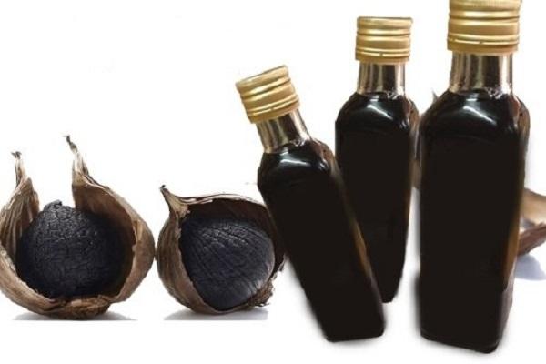 Rượu tỏi đen giúp loại bỏ muối dư thừa