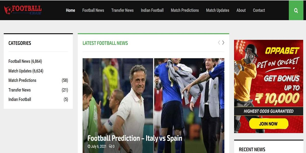 Top 9 website thể thao khiến NHM India chao đảo