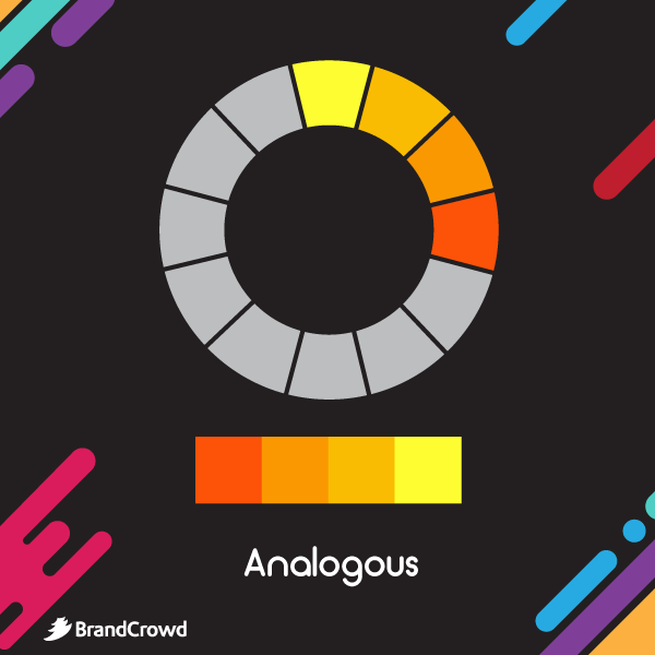 the-image-depicts-the-color-scheme-with-analogous-colors