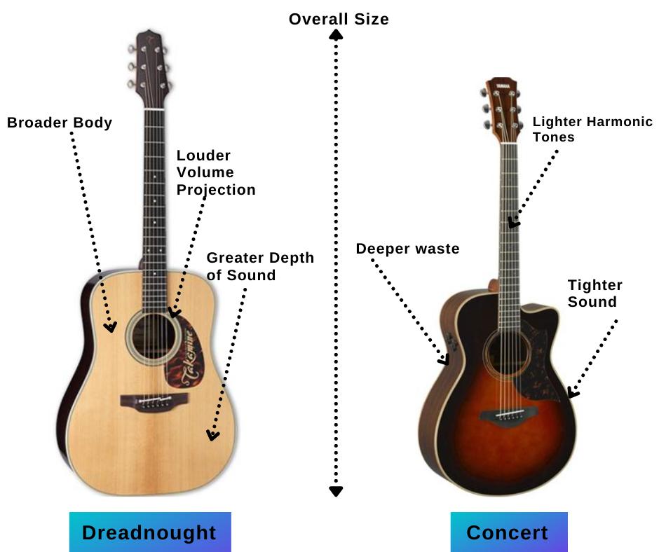 Dreadnought Vs Concert