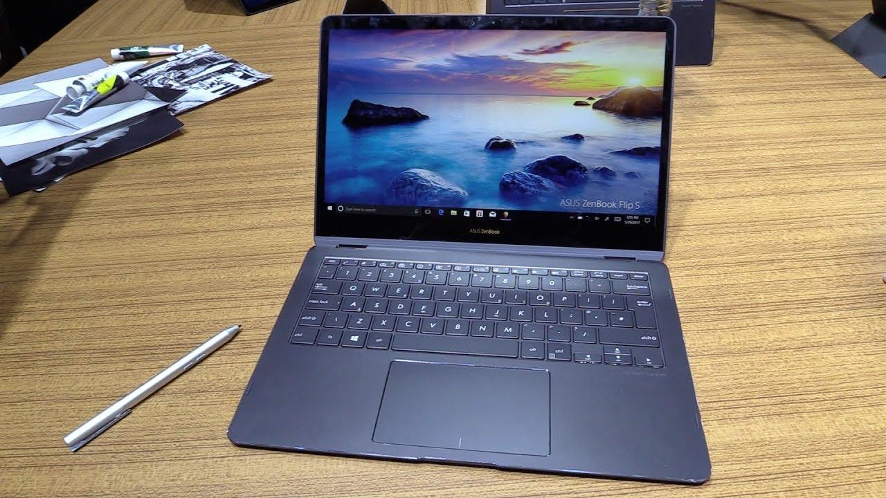 ZenBook Flip S 3