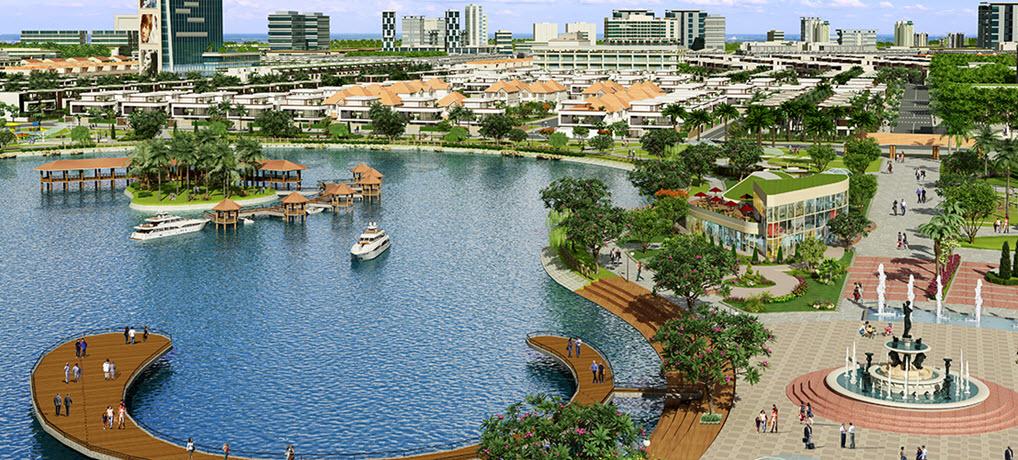 Dự án có tầm nhìn ra sông vô cùng thuận tiện