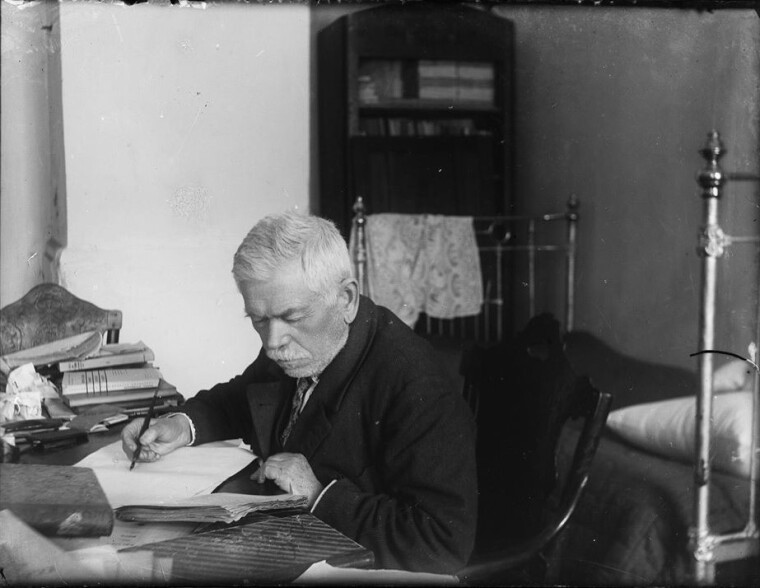 Дмитрий Багалей. Фото 1920-х гг.
