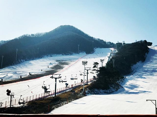 ski resort from Seoul